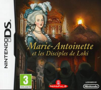 Marie-Antoinette et les disciples de Loki - jeu Nintendo de Némopolis